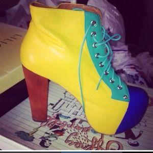 Jeffrey Campbell 'Lita' Boots