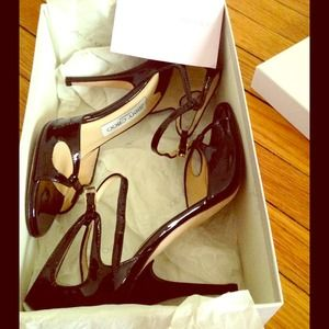 In Box Jimmy Choo Heels