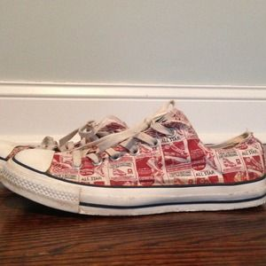 Authentic Chuck Taylor Converse All Stars!