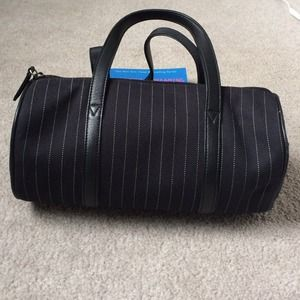Kenneth Cole barrel handbag