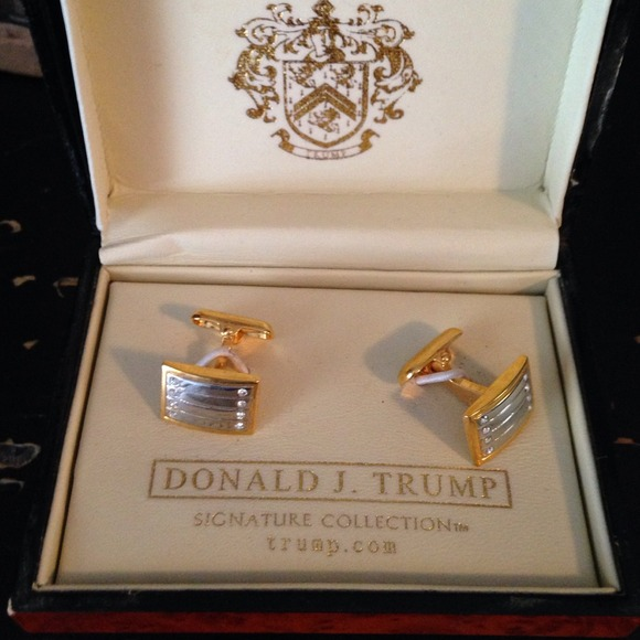 44 off donald j trump signature collection accessories