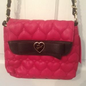 NWT Betsey Johnson crossbody
