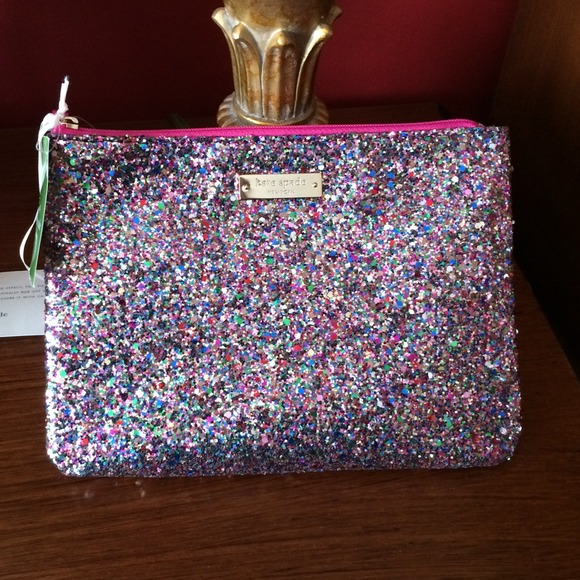 kate spade Clutches & Wallets - 💝Kate Spade Glitterball Little Gia