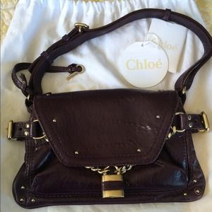 Chloe paddington capsule shoulder bag