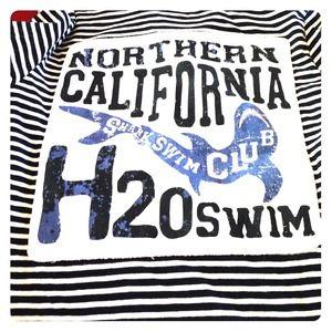 Tops - Shark swim boys polo size Medium