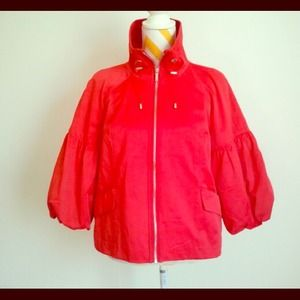 Anne Klein deep pink jacket
