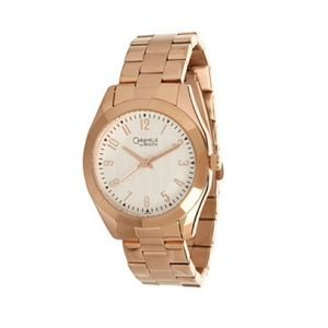 Jewelry - Caravelle by Bulova Rose Gold Watch