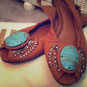 Boho peep toe beach sandals!