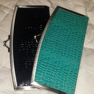 NWOT bundle of clutches