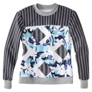 Peter Pilotto Tops - SOLD/ Peter Pilotto for Target Floral Sweatshirt