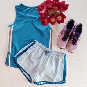 Nike Dri Fit run shorts
