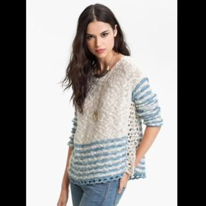 ❄️HP 3/10 New Free People French Creek Sweater