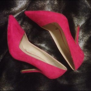 Zara court shoe