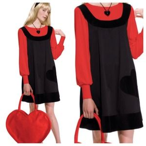 Erin Fetherston for Target Black A-Line Dress