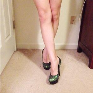 Rachel Roy-Green high heel shoes size 6