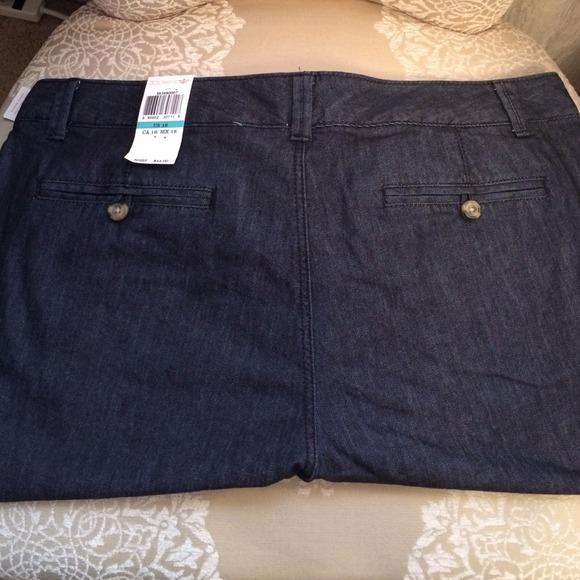 48% off Dockers Denim - Dockers dark wash denim shorts from Beth's ...