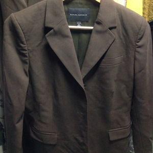 🎉sale🎉Banana republic stretch brown suit jacket