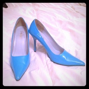 Fun flirty pumps