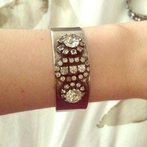 DANNIJO Jewelry - DANNIJO Silver Cuff bracelet