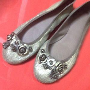 hoss Shoes - Stylish  Hoss bronze flat