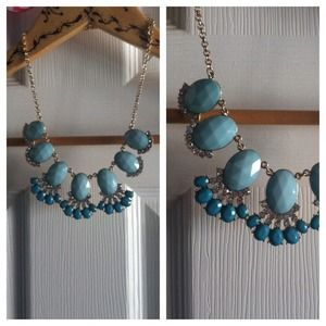 NEW! Mint Statement Necklace •NWOT•
