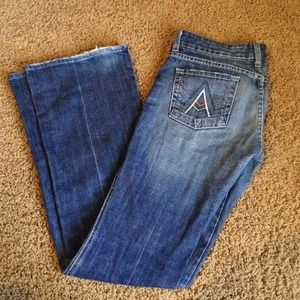 Seven 7 for all Mankind A-Pocket jeans sz 26 x 32