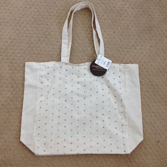 Cotton On Bags Foundation Tote Poshmark