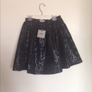 ASOS Dresses & Skirts - ASOS black skirt!!