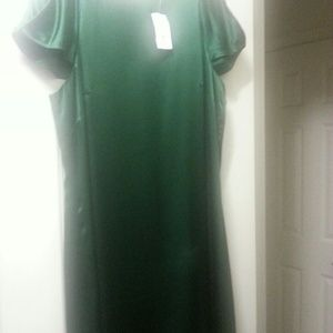 1/2 off TODAY ONLY NWT Banana Republic Silk Dress