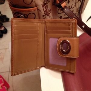 Hold for chicks 5475 Authentic wallet by coach