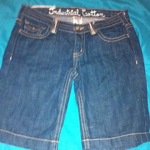 Industrial Cotton Jeans