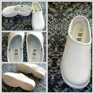 White Nursing Shoes/Clogs
