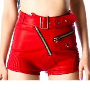 unif Pants - unif motor city shorts