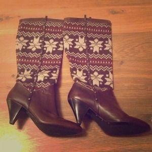 Cole Haan Boots with Nordic Design