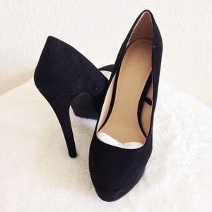 Zara High Heel Platform