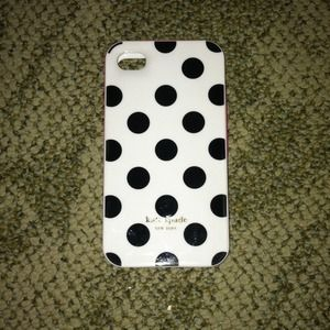 Authentic Kate Spade iPhone 4 Case