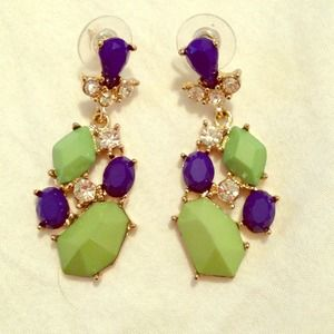 J. Crew Jewelry - J.Crew Chandelier Earrings