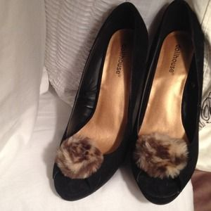 Shoes - Dollhouse heels