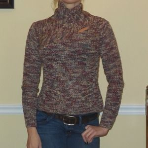 FINAL PRICE!Yigal Azrouel mock turtleneck sweater.