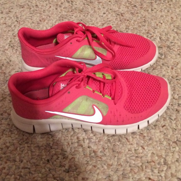Nike Free Run 3. Adult size 7., 7.5. Youth size 6.
