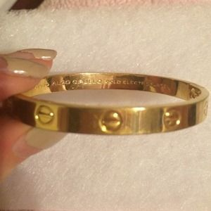 Authentic Cartier Love Bracelet (see description)