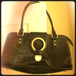 Hillard and Hanson  Handbags - Hilliard & Hanson black purse.