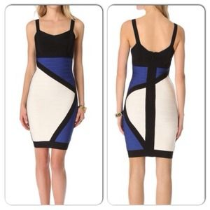 Herve Leger Dresses & Skirts - Herve Leger Multi Color Dress