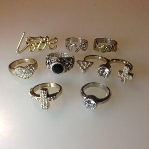 Mixed Ring Bundle