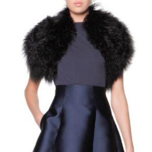 Host Pick Soft lamb hair crop jacket