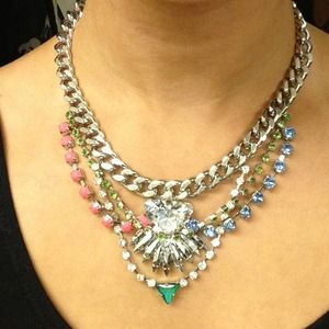Jewelry - Multi Chain Statement Necklace