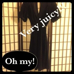 Very juicy Juicy dress!