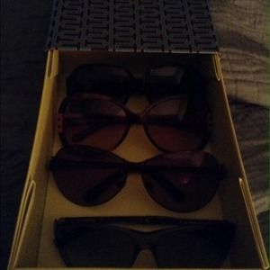 Tory Burch Accessories - 3 PAIRS OF TORY BURCH SUNGLASSES