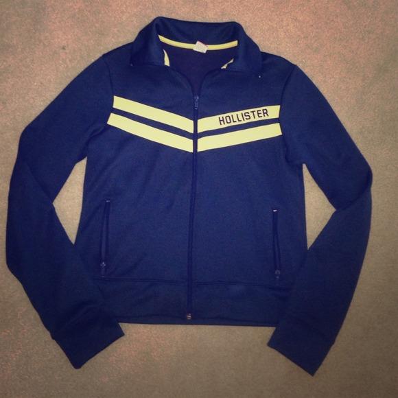75 off hollister jackets amp blazers flash sale nwot