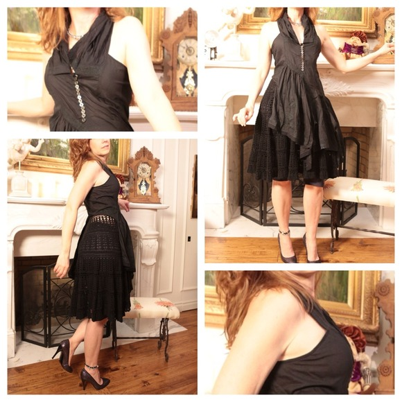 Echo Side Sweep Tail Coat ...One Of a kind...